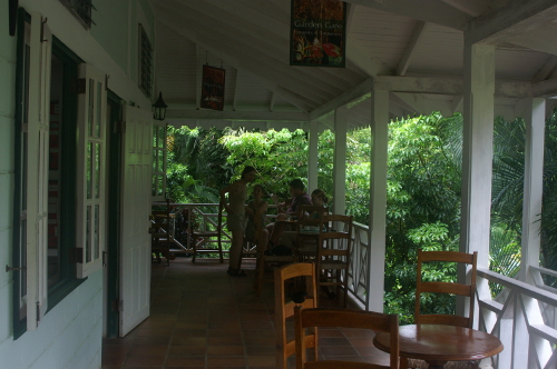 Brigands bar mamiku gardens